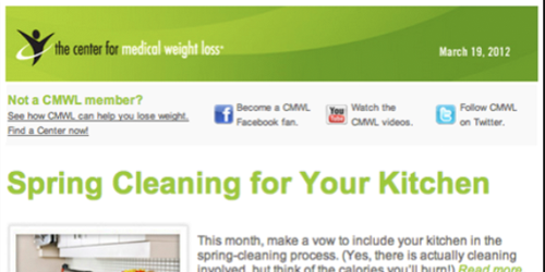 CENTER FOR MEDICAL WEIGHT LOSS
