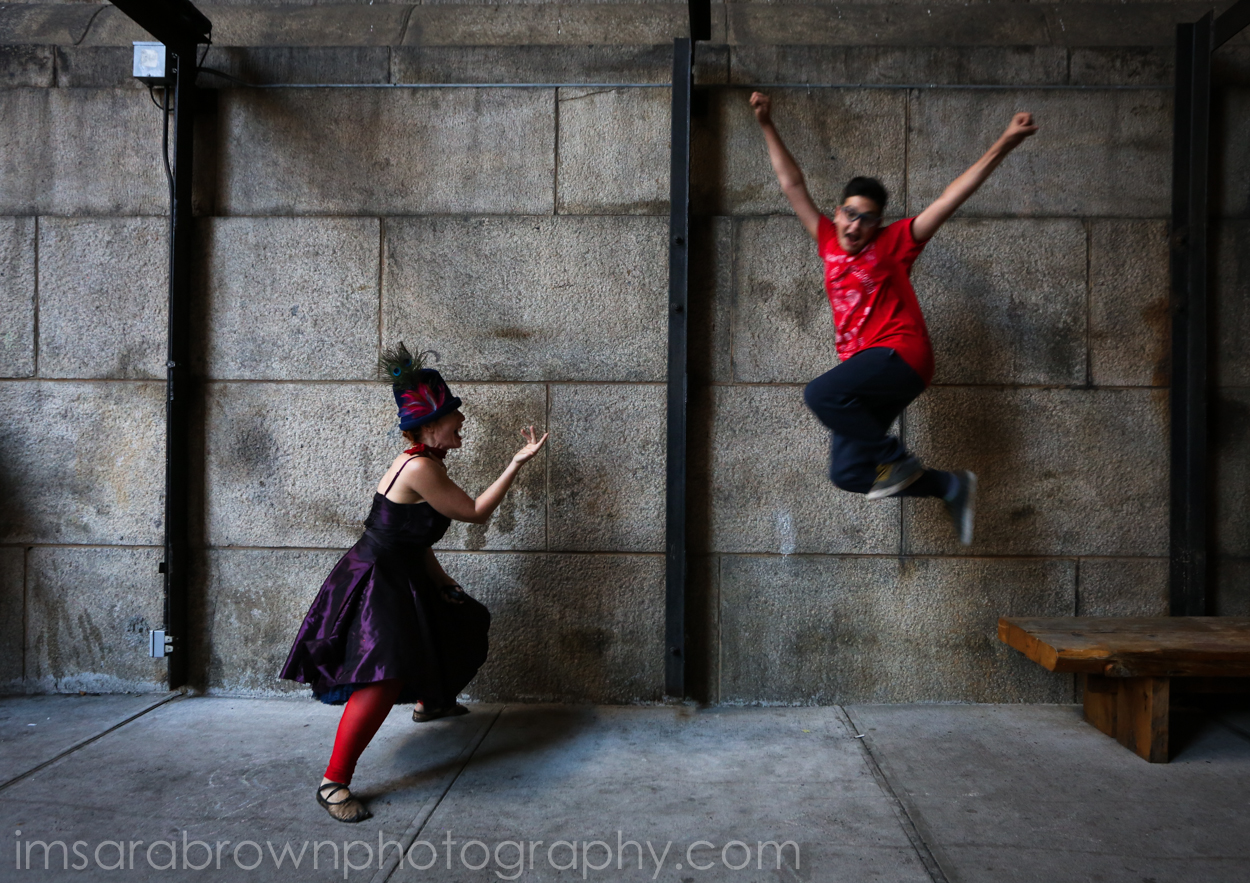CLICK HERE TO VIEW AND DOWNLOAD PHOTOS FROM DUMBO ARTS FESTIVAL 2014    http://sarabrown.smugmug.com/Other/Photography-Dancer-sez-Come/