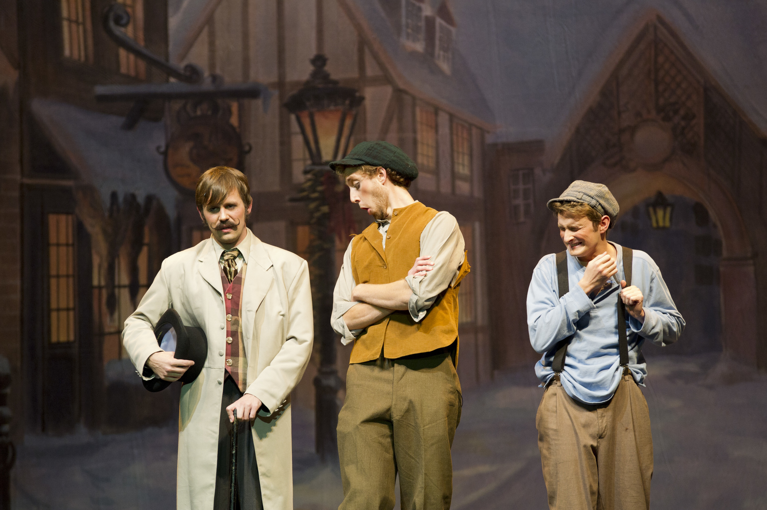 The Mystery of Edwin Drood -Grove City College