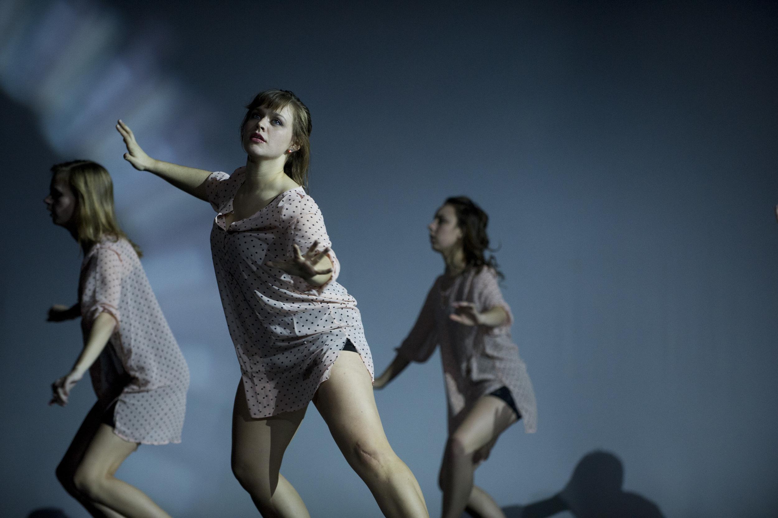 Orchesis Dance Troupe -Grove City College