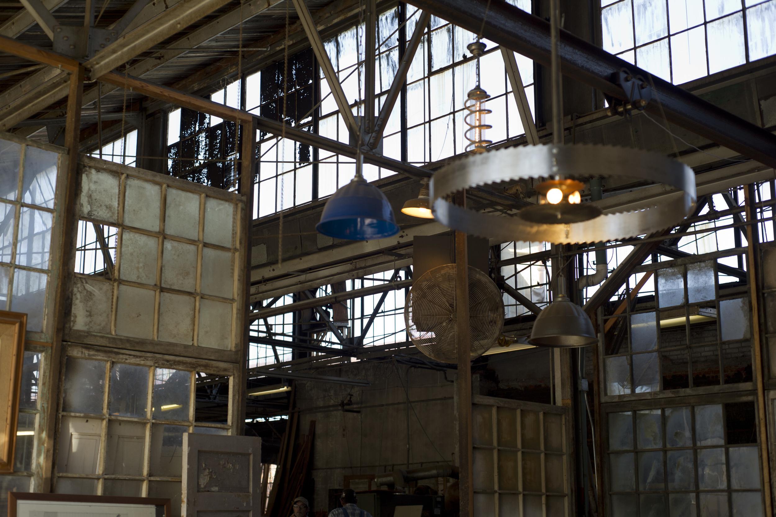 Reclamation Warehouse - Savannah, GA