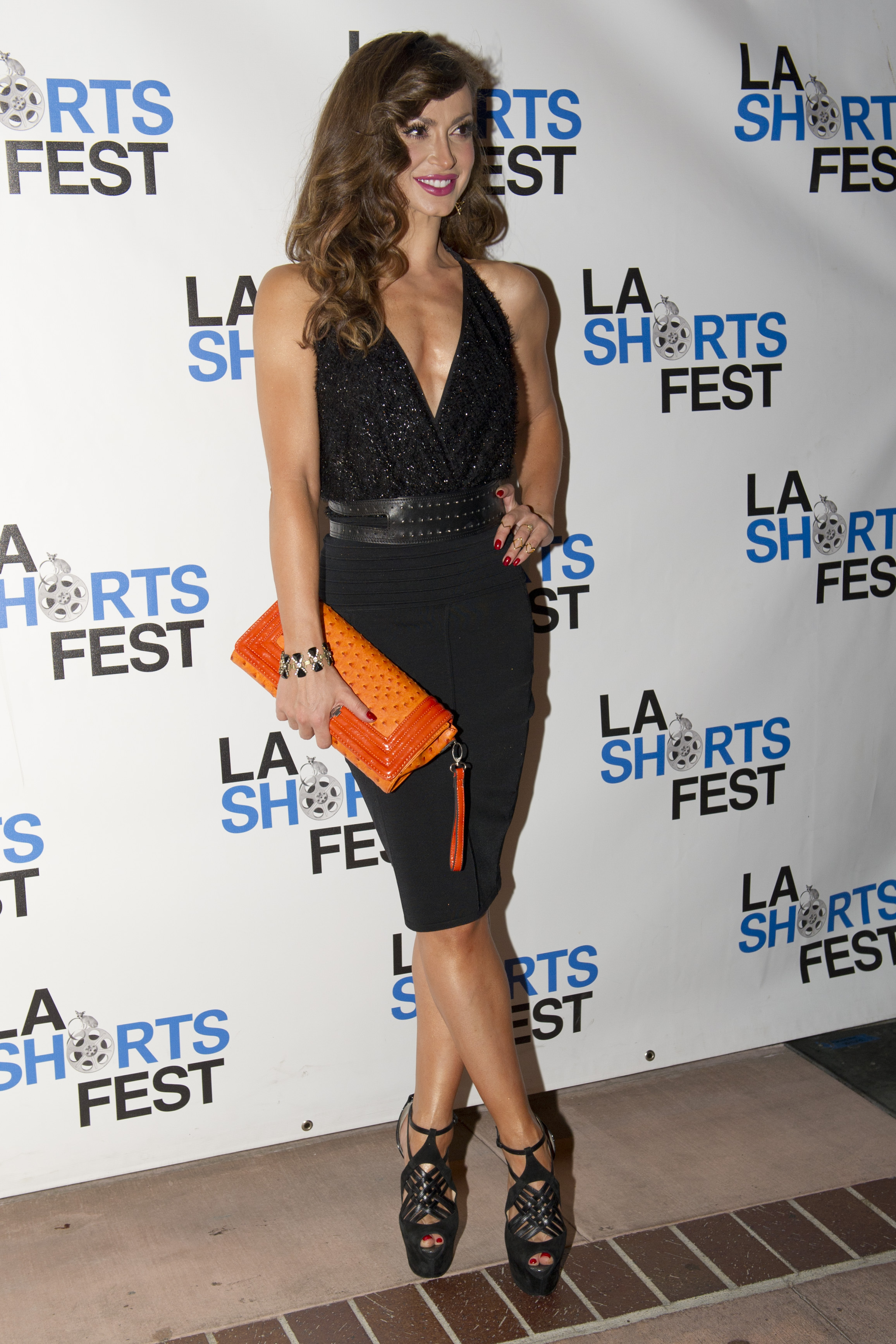 Dancing with the Stars  Karina Smirnoff at the 17th Annual LA Shorts Film Festival