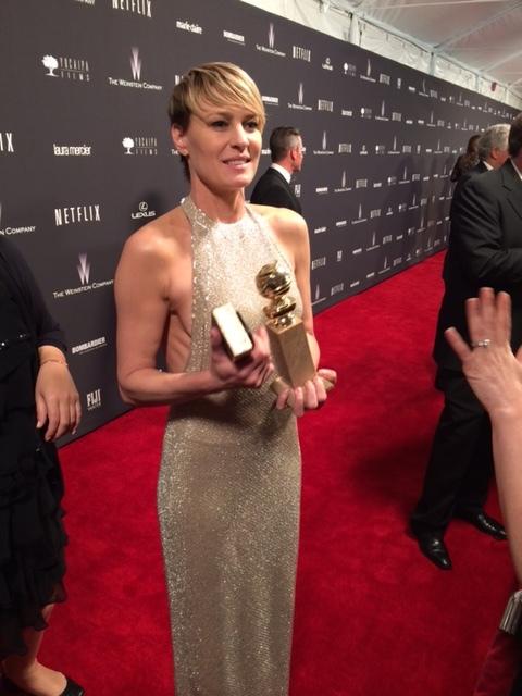 Golden Globes Robin Wright Penn.JPG