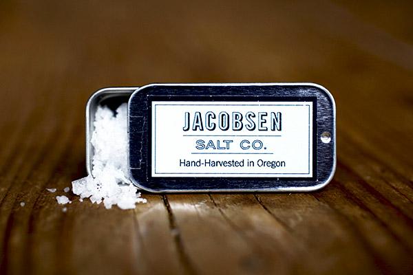 Jacobsen Sea Salt