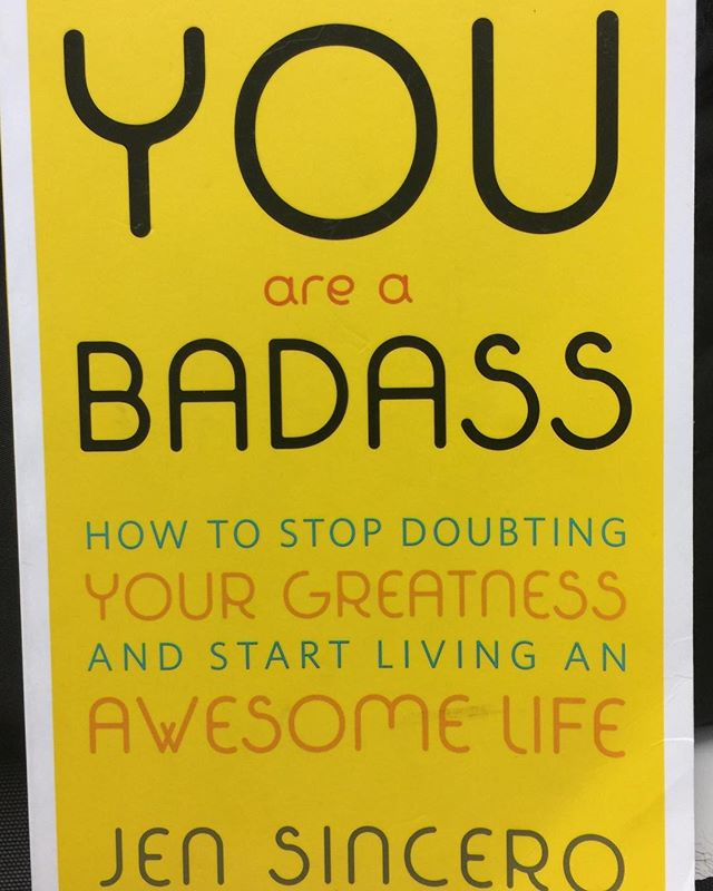 Great book! #awesomelife #womenshealth #pilates #mindbody #fitnesswellness #healthiswealth #studiotyla #babesofinstagram #mindovermatter #mindbodysoul