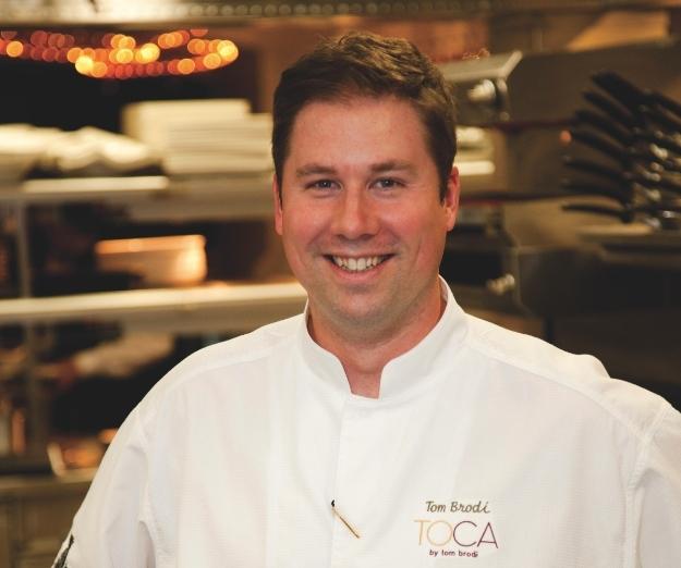 Celebrity Chef Tom Brodi