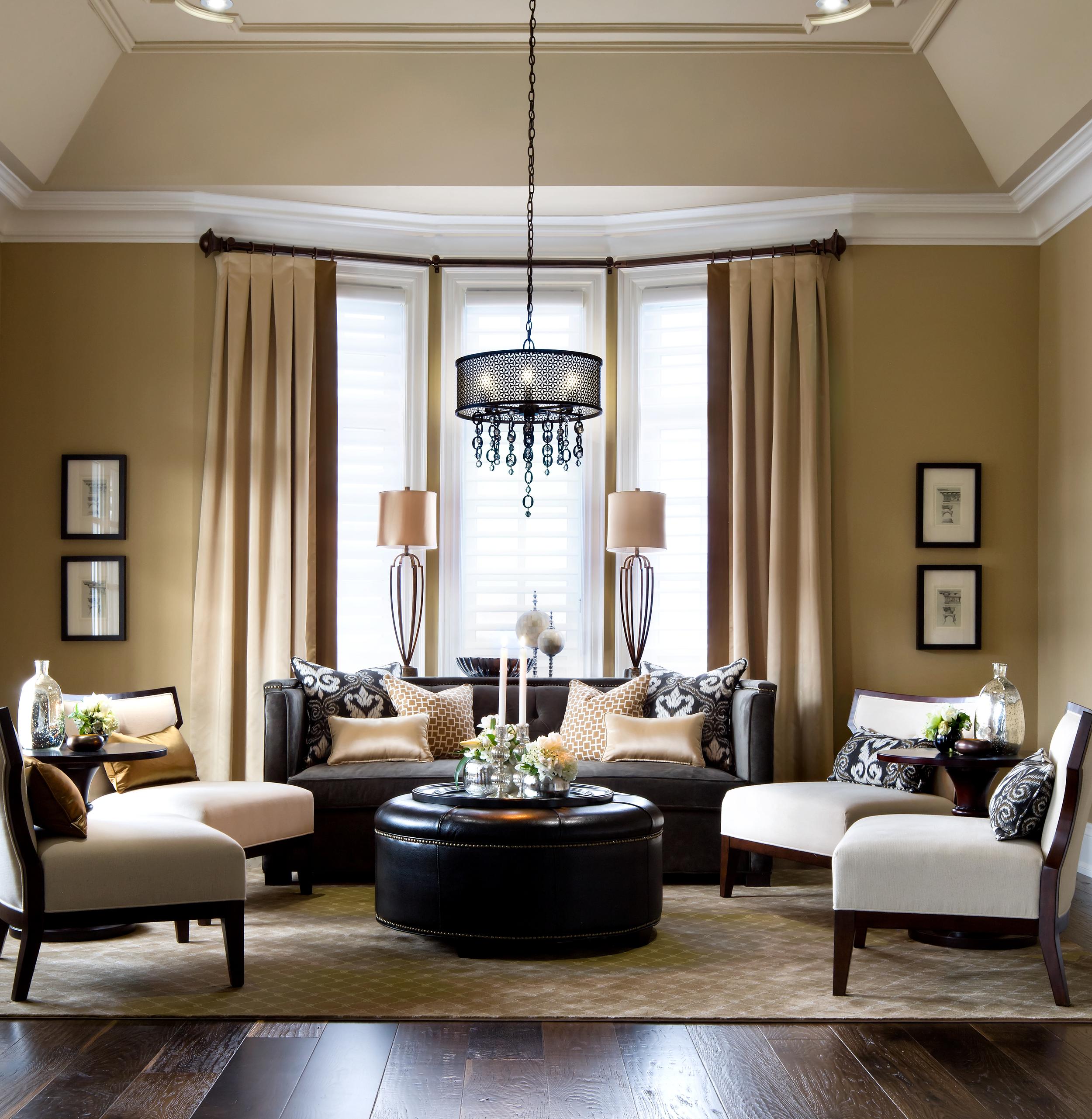 Kylemore Living Room designed by Jane Lockhart