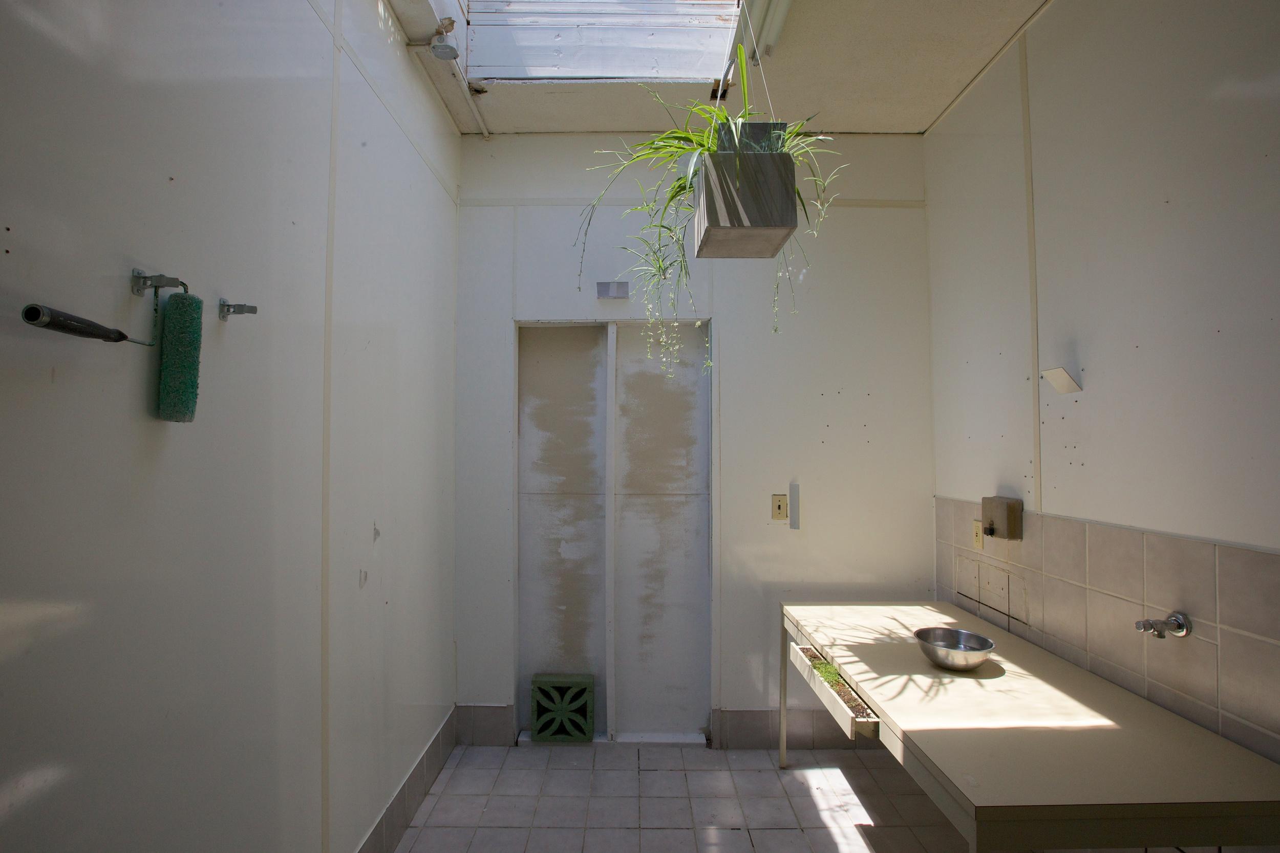 Towards  Site-Specific Installation  SpotArt Gallery, Minneapolis, MN  2011