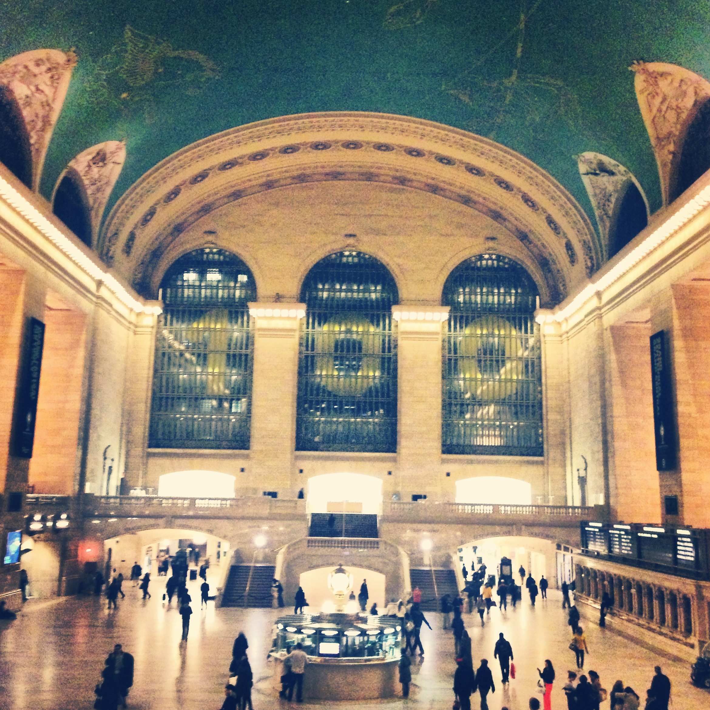 Beautiful Grand Central