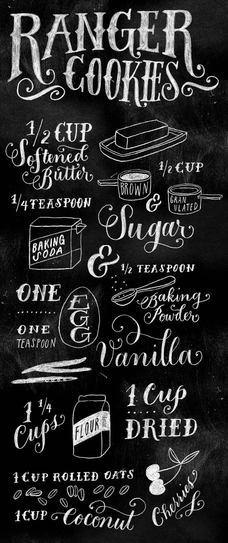 Molly Jacques Hand Lettering