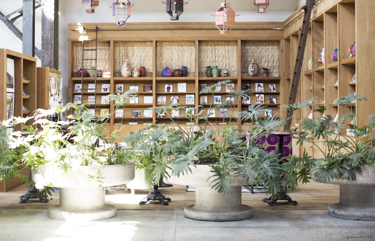 Free People Headquarters by Garance Dore