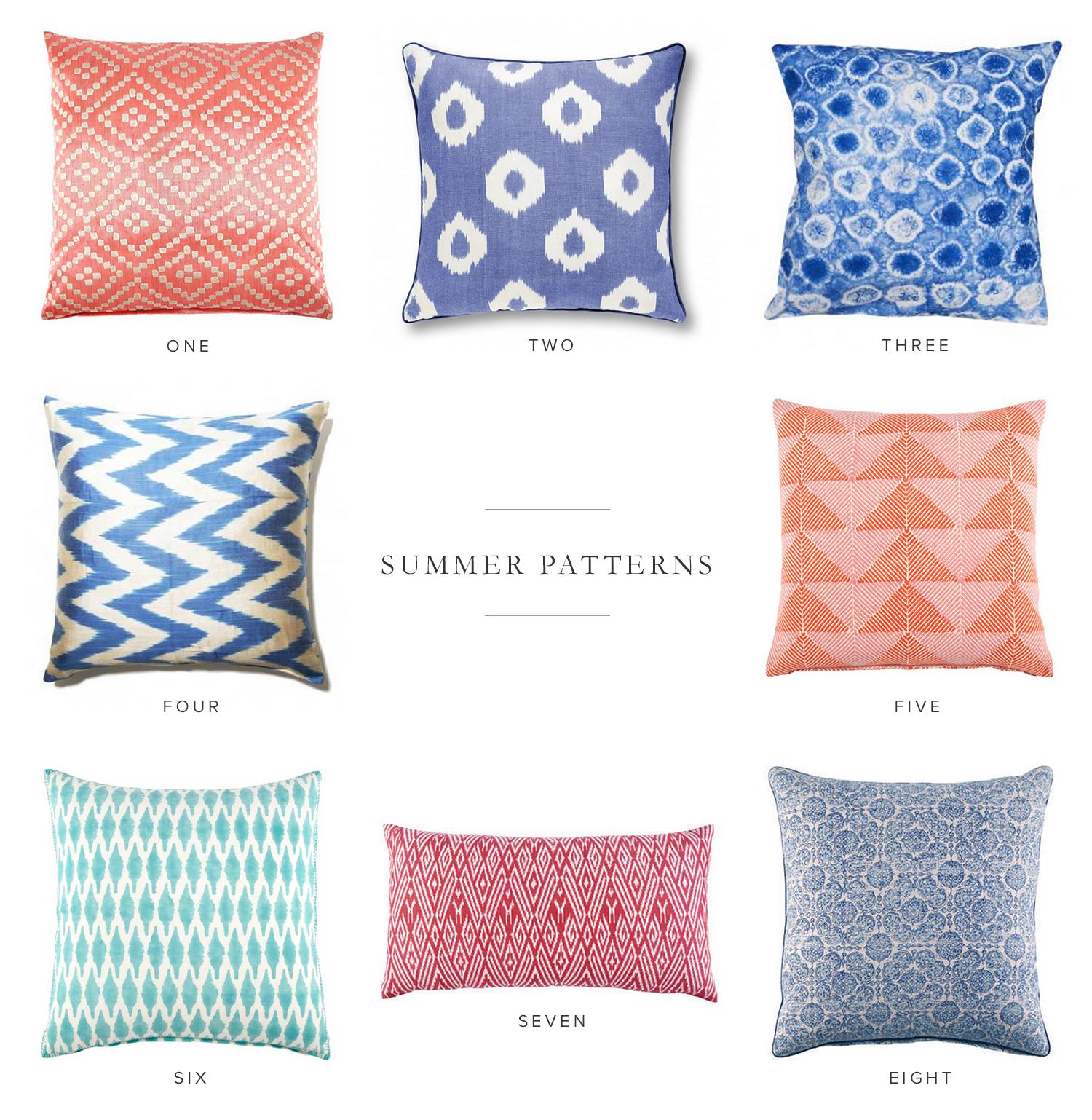 Whimsy & Grace Blog | Throw Pillows