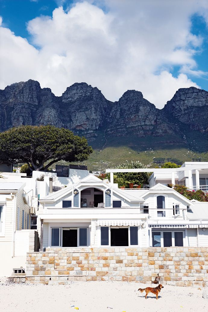 Cape Town bungalow   House and Leisure   Photographer: Micky Hoyle