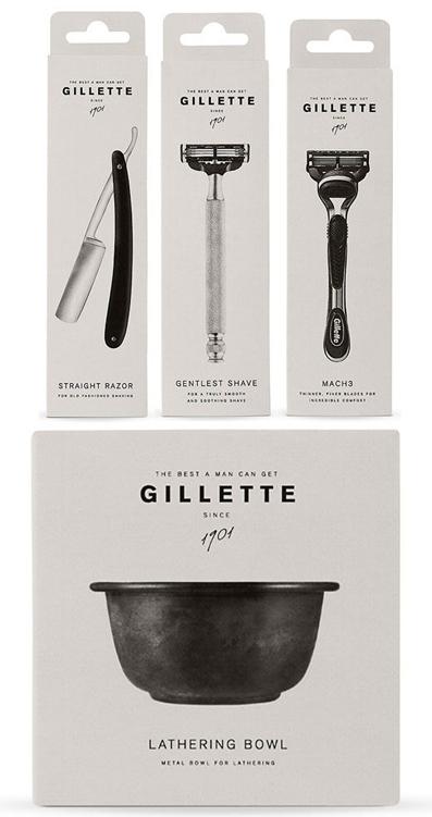 Gillette Since 1901