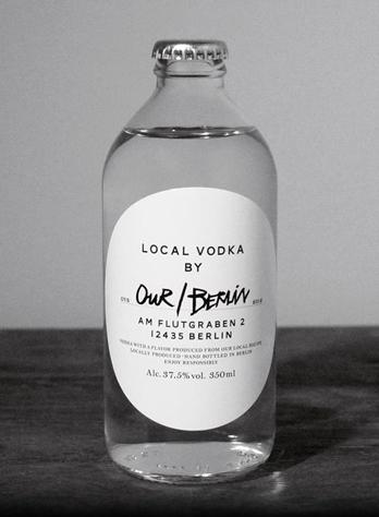 Our Berlin Vodka