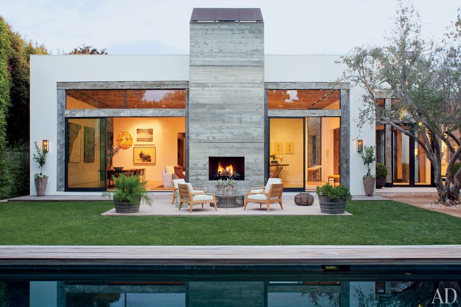 Jenni Kayne's Los Angeles Home featured in AD