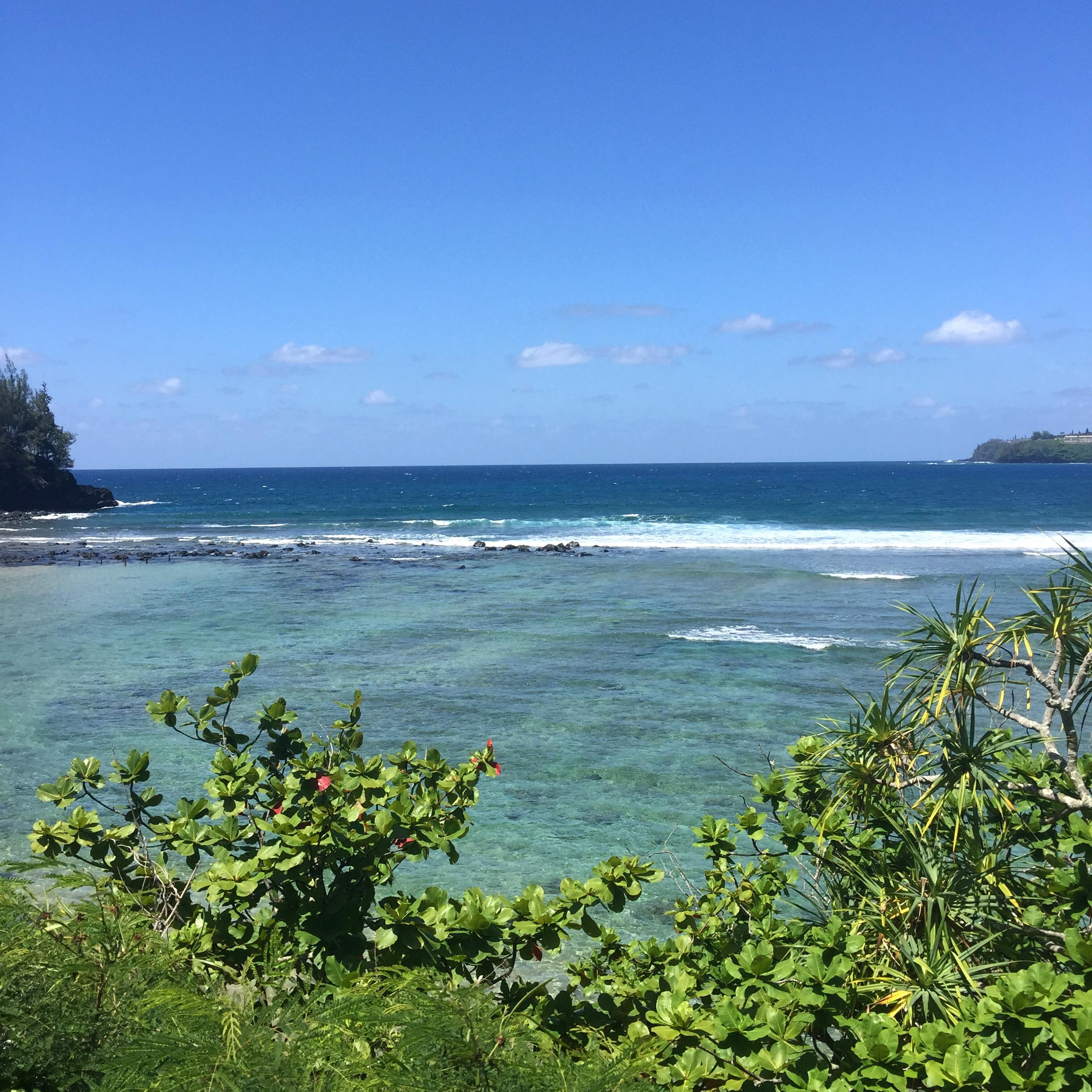 Honeymooning in Kauai