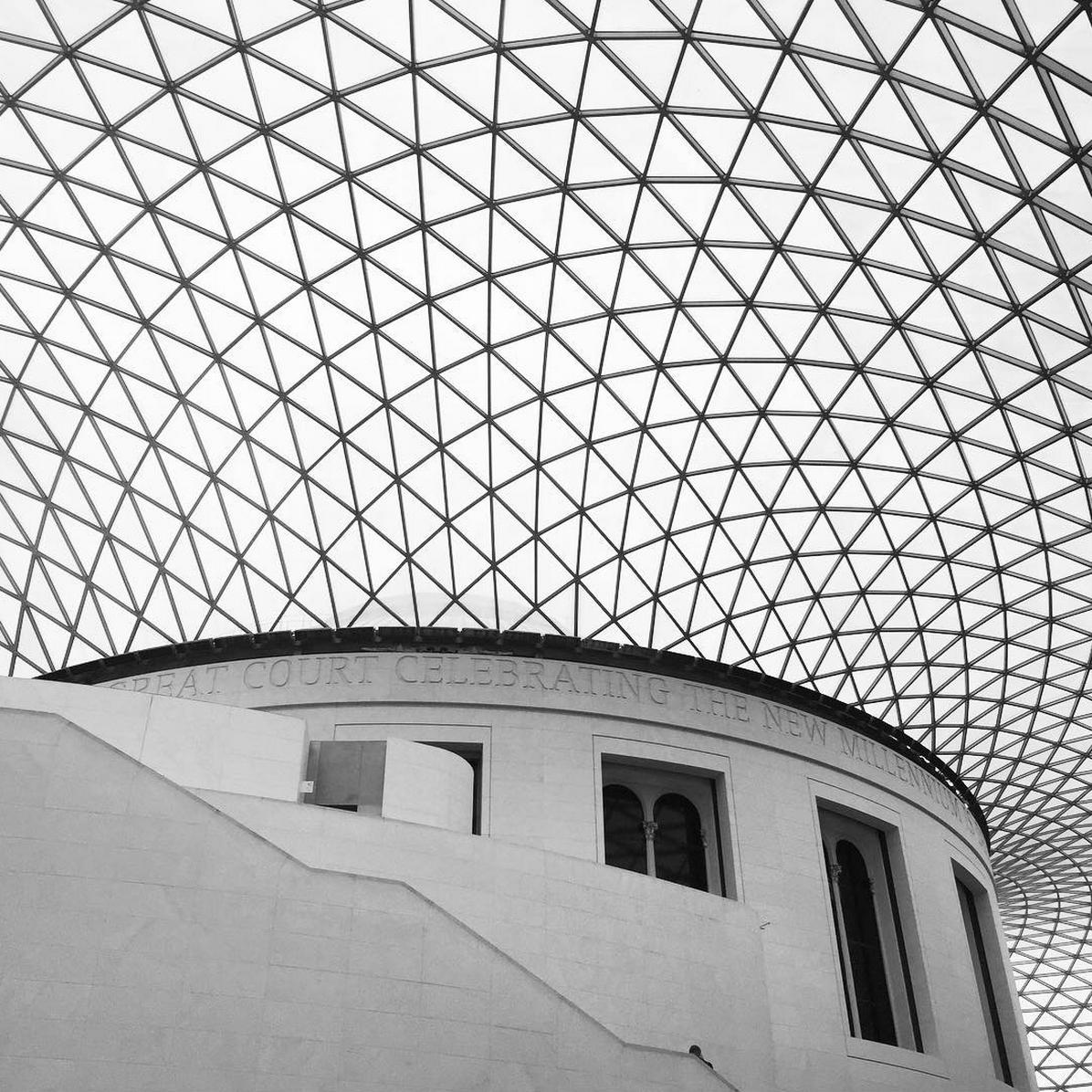 Exploring the  British Museum