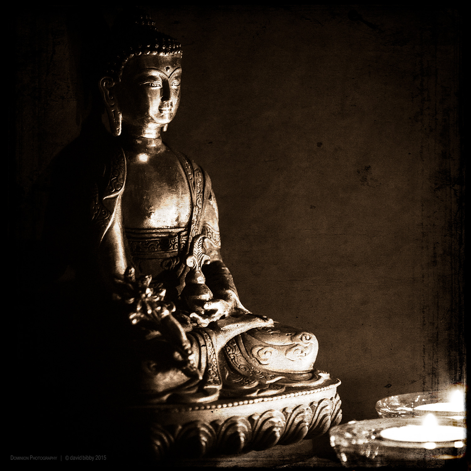 Purifying negativity   With my palms pressed together And my mind fearful of suffering, Prostrating myself again and again, I confess them all before the Protectors.