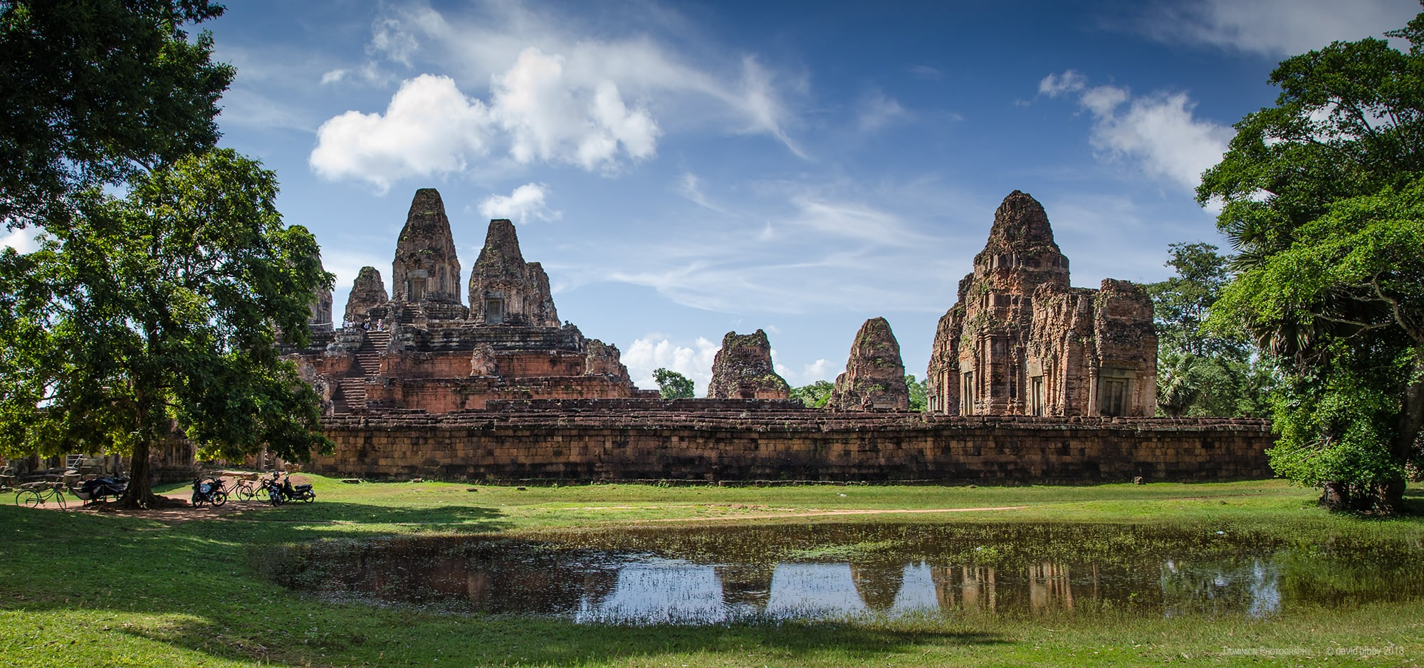 Pre Rup  - 10th century temple. Angkor, Siem Reap Province, Cambodia.