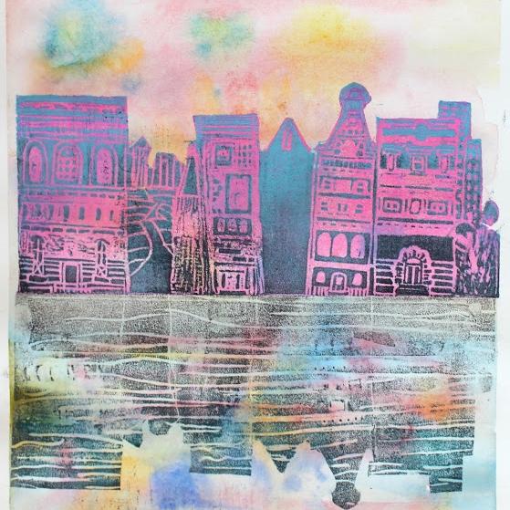 cityscape reflection printmaking.jpg