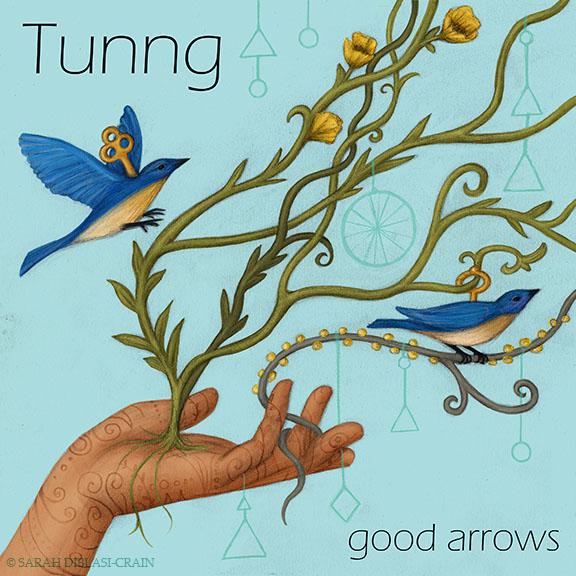 Tung Album Cover