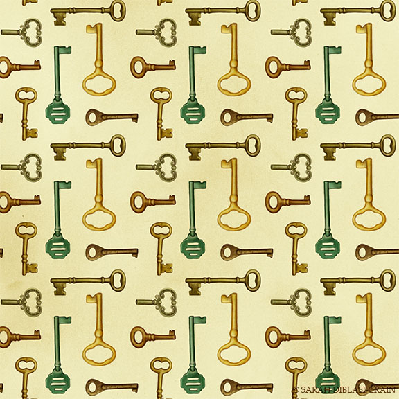 Skeleton Key Pattern