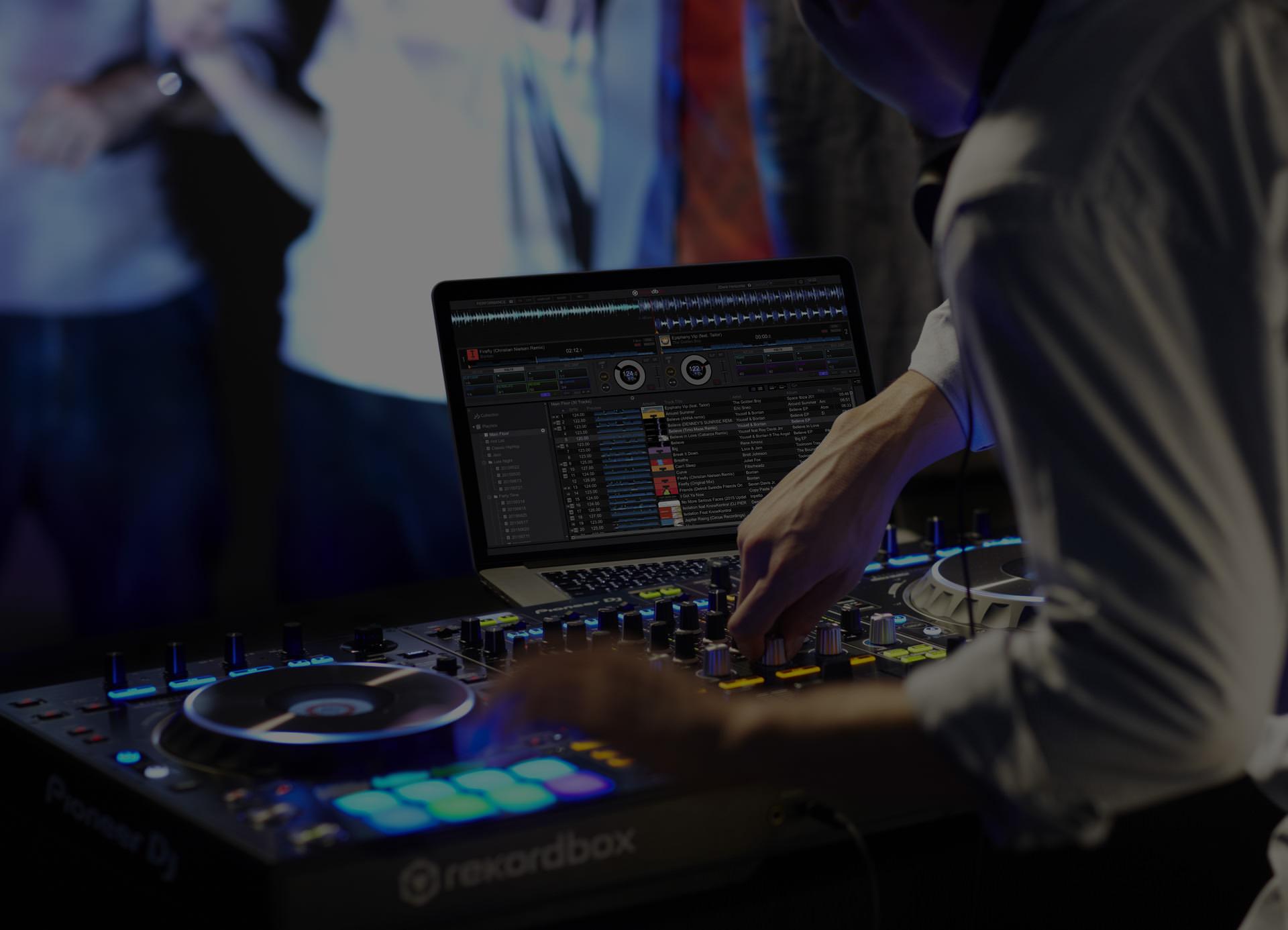 rekordbox DJ 全體班教學。