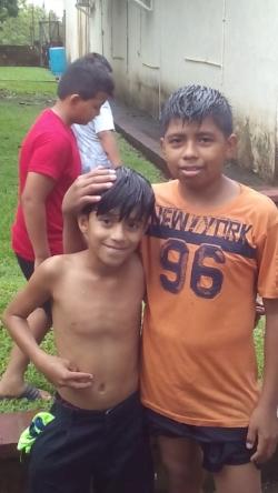 Joslin(left), Esteven(right)