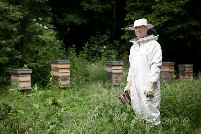 Copley and Buckley Honey Hertfordshire Richard Pardon I Am Series Project Editorial Environmental Portraiture