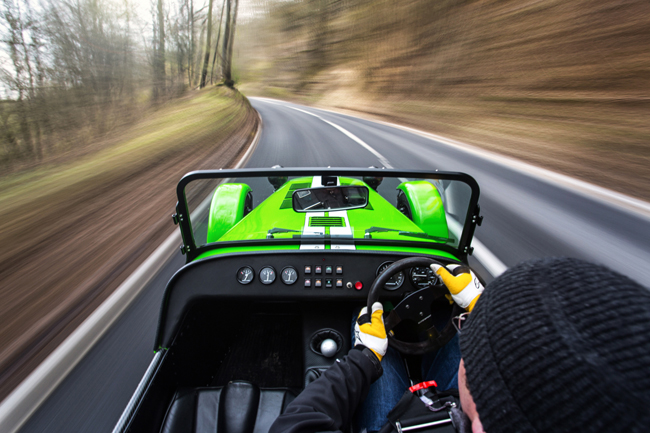 Caterham 7 Supersport Interior Rig Shot Editorial Magazine Car Richard Pardon.jpg