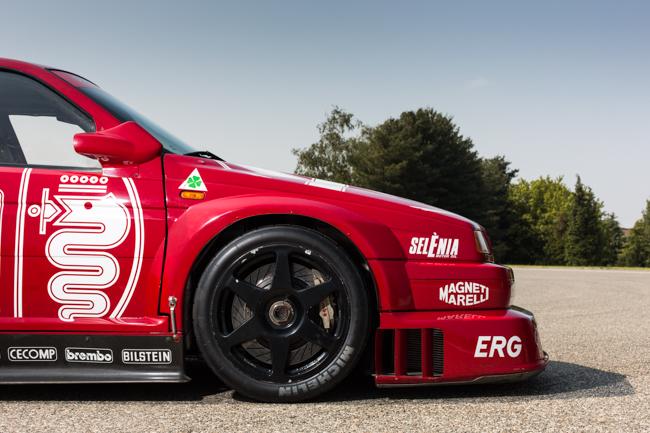 Alfa Romeo DTM Touring Car 155 VT TI Championship Winning