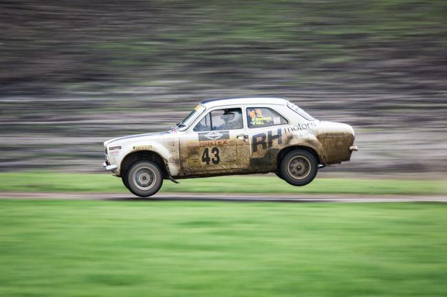 Rallye Sunseeker Classic Jump Somerley House