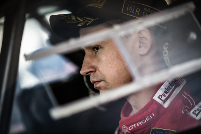 Jukka Korhonen BRC Champion Rallye Sunseeker