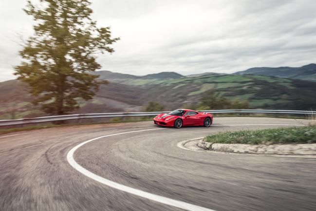 Ferrari 458 Speciale Supercar