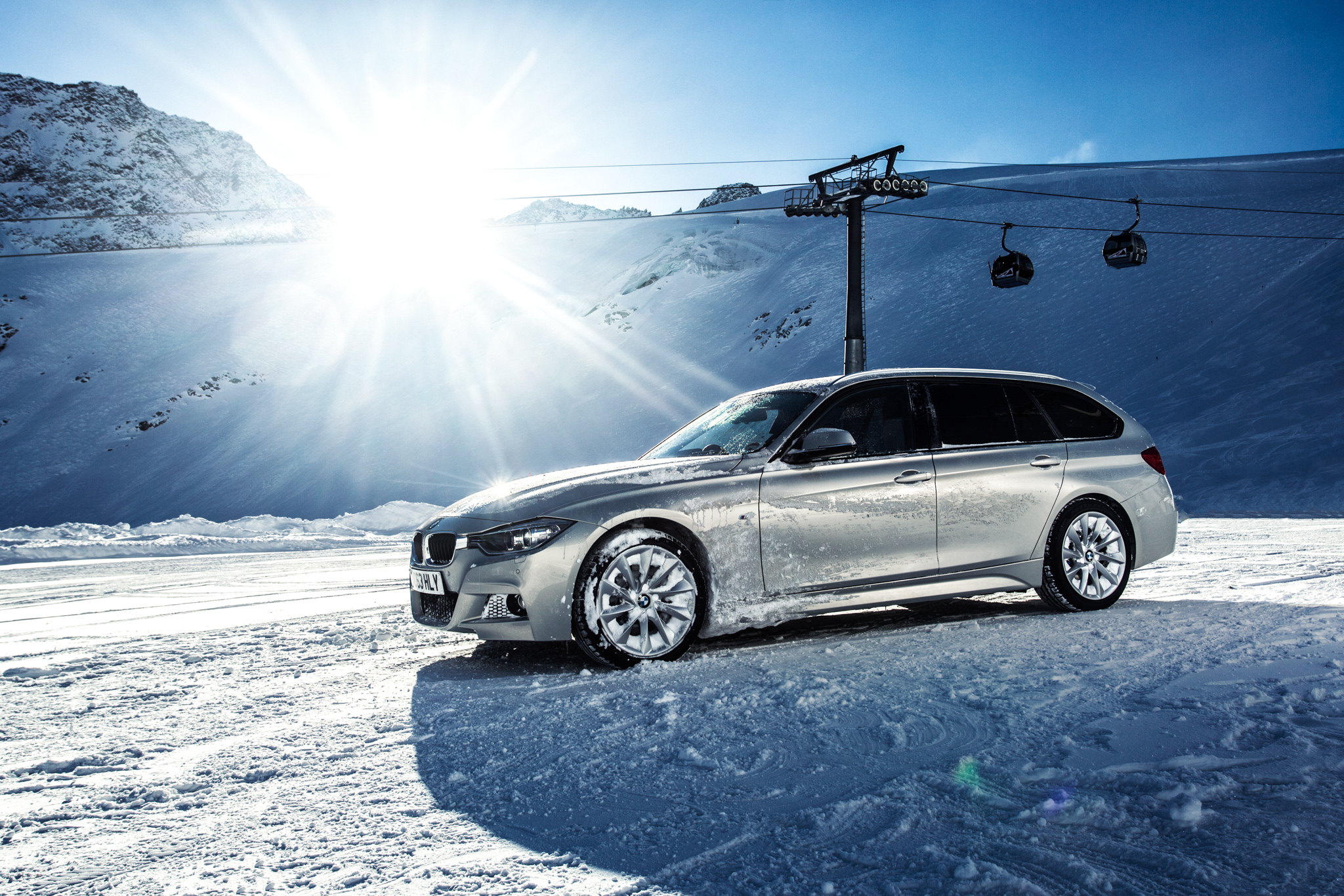 BMW Vs Winter
