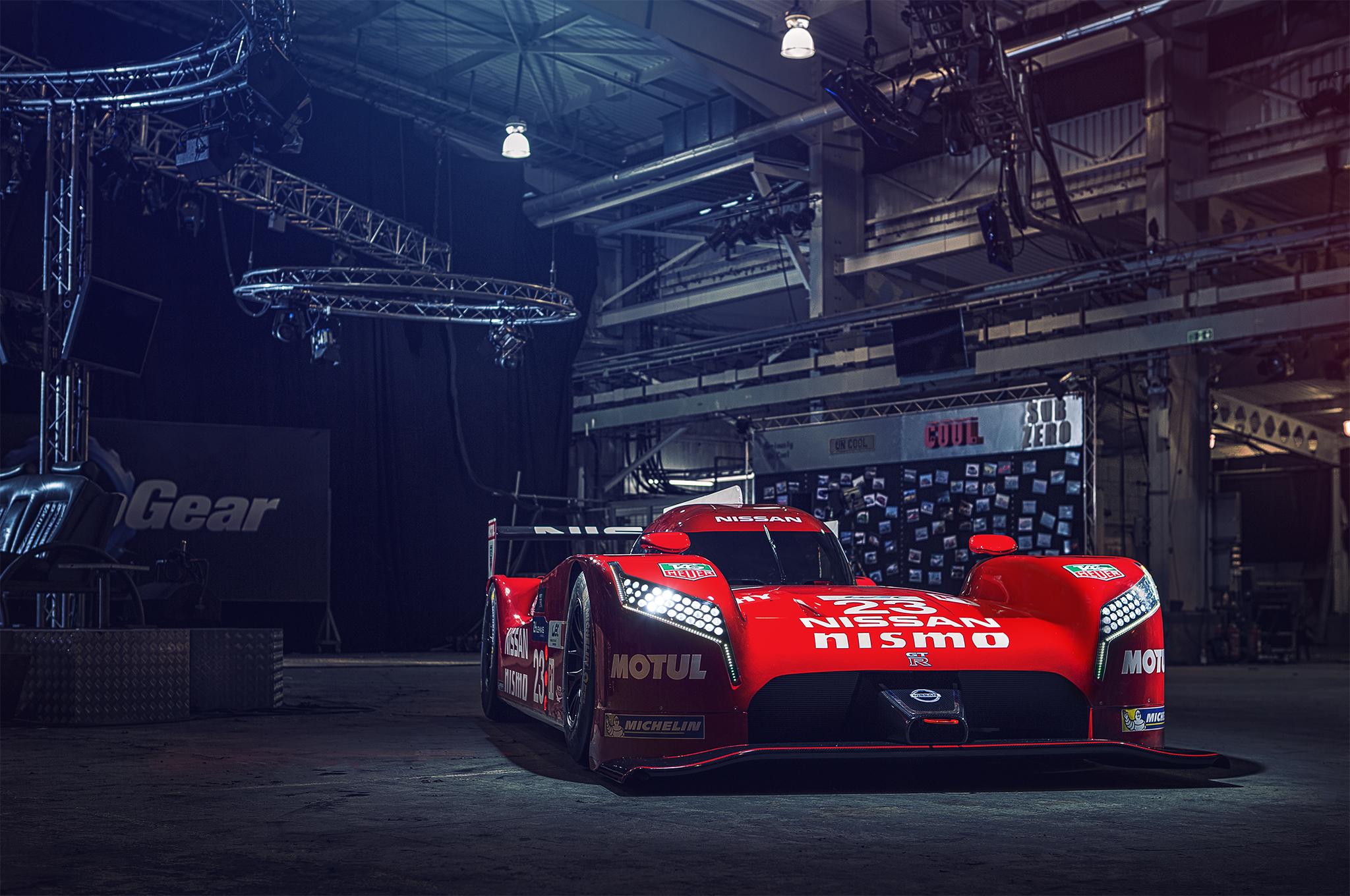 GTR Lé Mans
