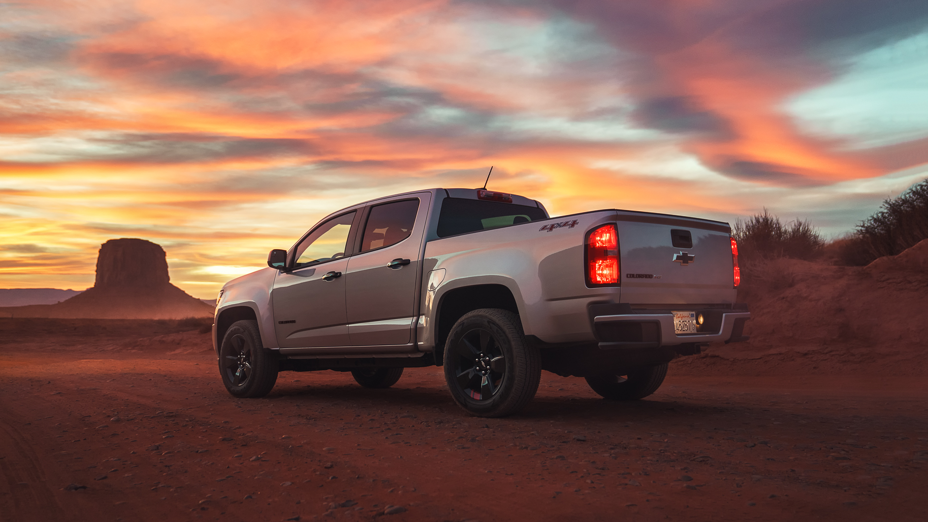 RP - Chevrolet Colorado Redline Moab Monument Valley Arizona Utah Vegas-5.jpg