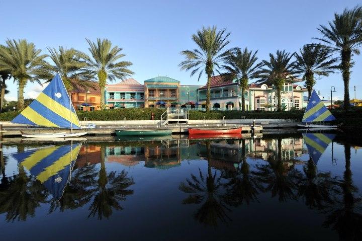 isney's Caribbean Beach   Resort