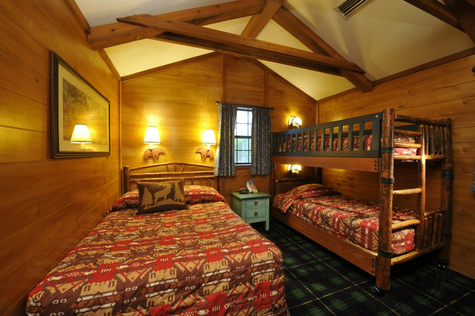 Cabins at Fort Wilderness Resort