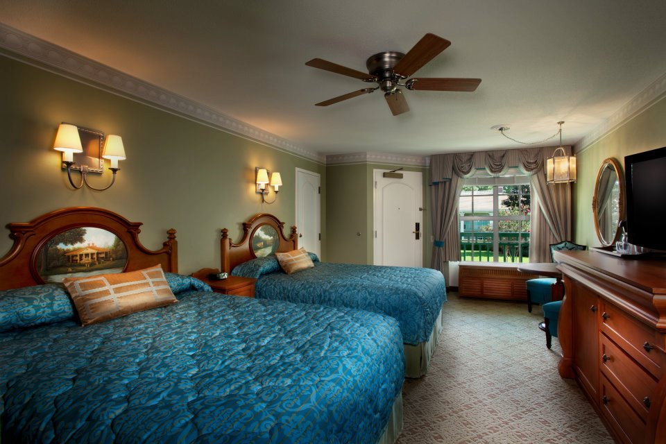 Port Orleans Resort - Riverside