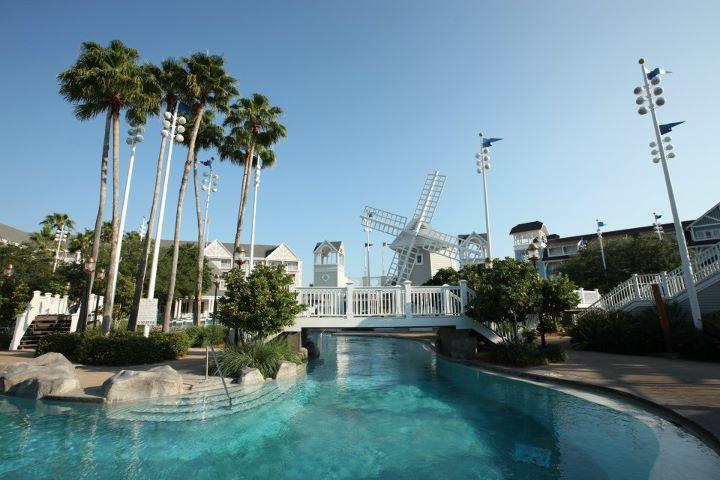 Beach and Yacht Club Resorts