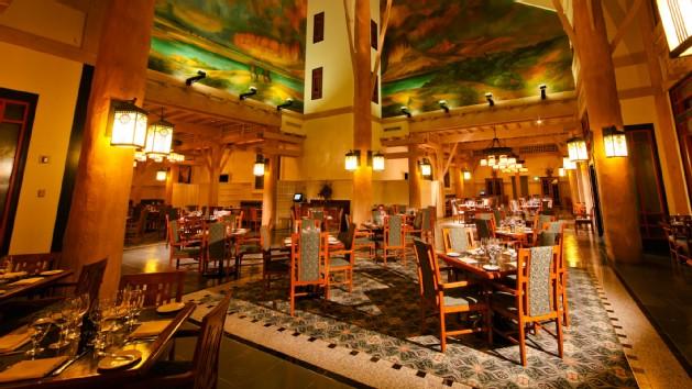 Wilderness Lodge Resort