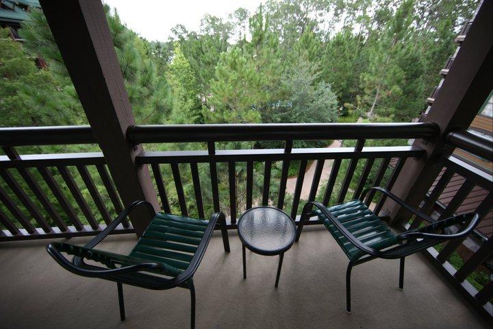 Villas at Wilderness Lodge