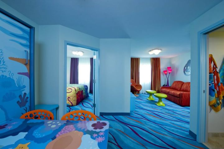 Art of Animation - Finding Nemo Family Suite