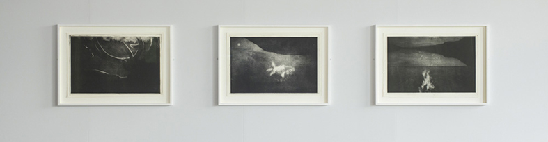 Untitled  Photo etchings (2017)