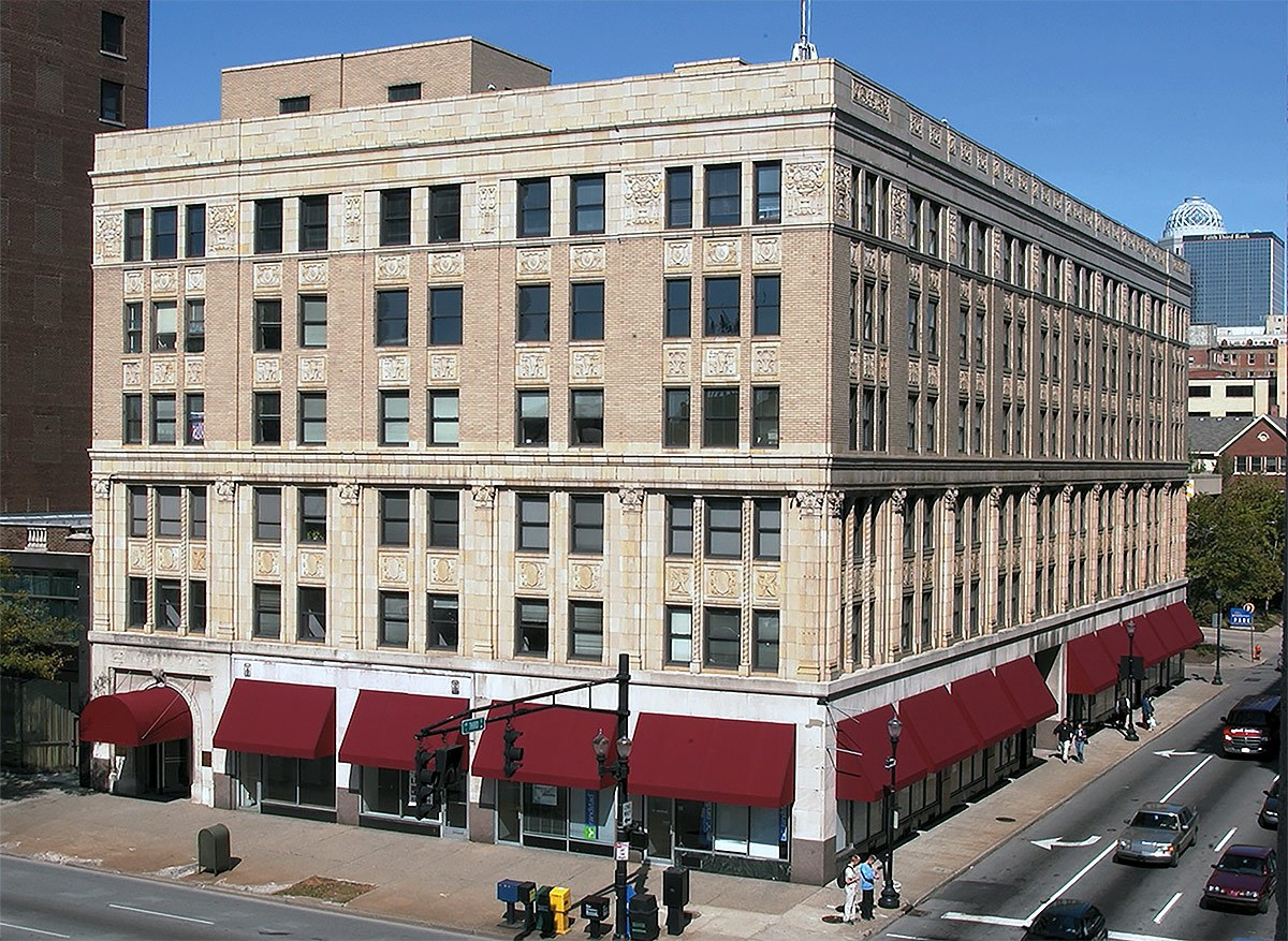 Fincastle historic building - Louisville