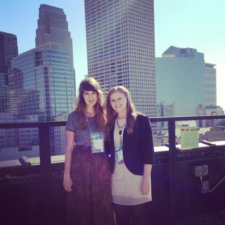 Jen Sullivan | left  Haley Fischer | right