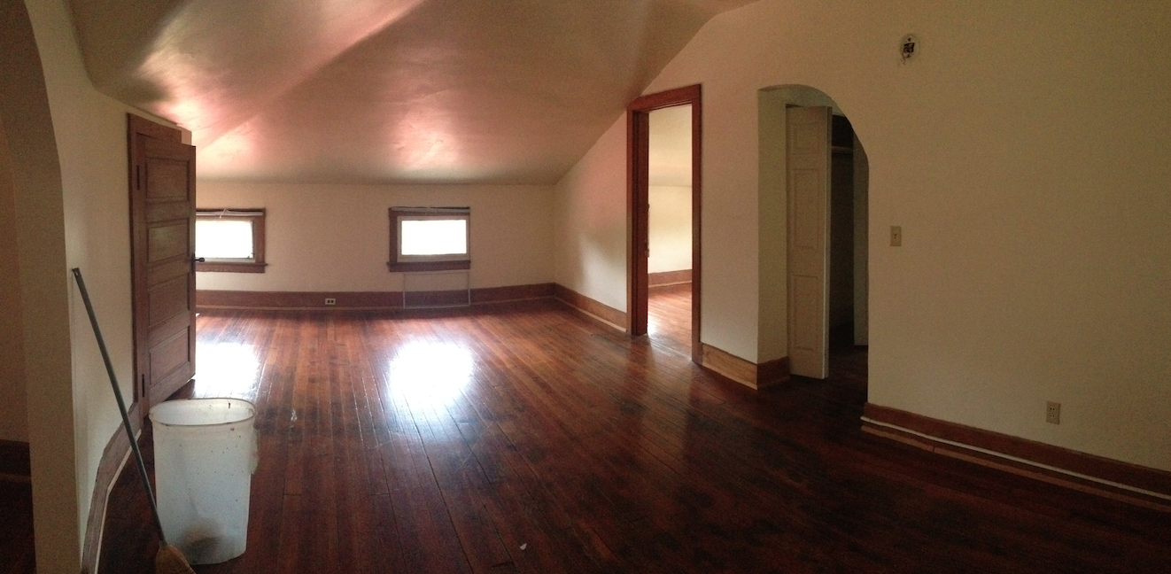 The new place!