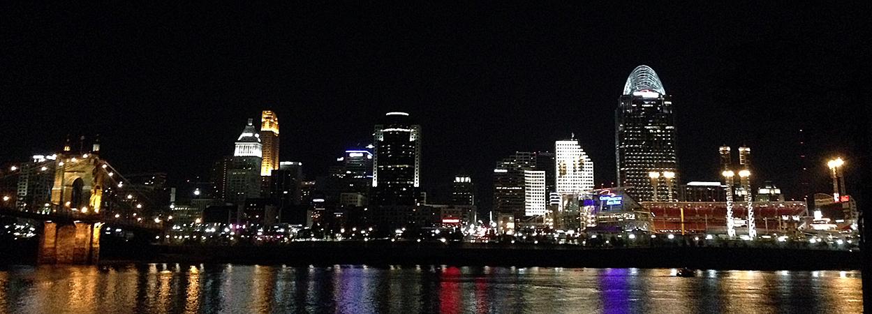 #10 BITTERSWEET MOVE, said goodbye to Columbus & hello to Cincinnati!